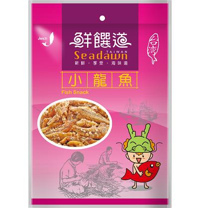 鮮饌道-小龍魚100g