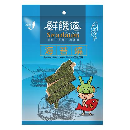 鮮饌道-海苔燒(五穀口味)