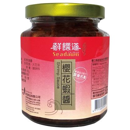 鮮饌道-櫻花蝦醬