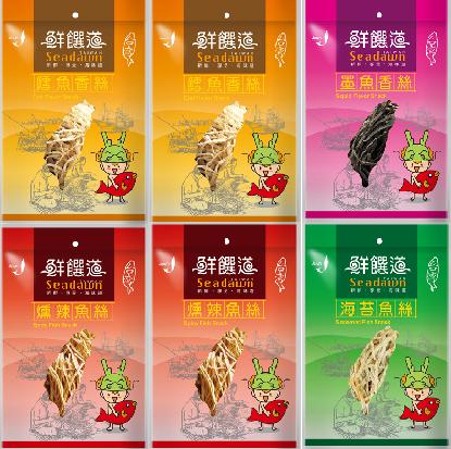 鮮饌道-鱈魚香絲組合組