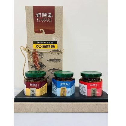 XO海鮮醬(買一送ㄧ)