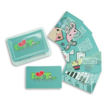 兒童親子遊戲卡