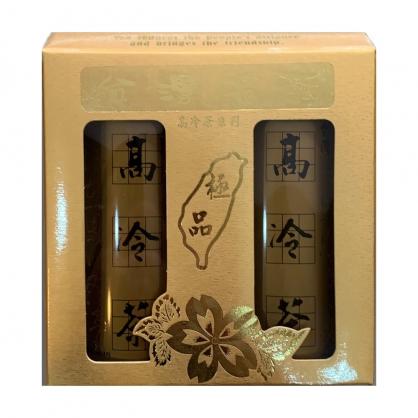 100%台灣原產高山茶(150g x 2罐入)__ 產地直供