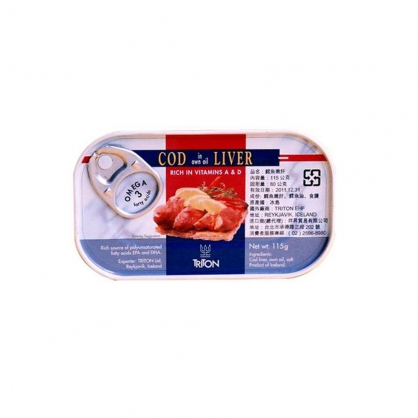 冰島原裝鱈魚嫩肝